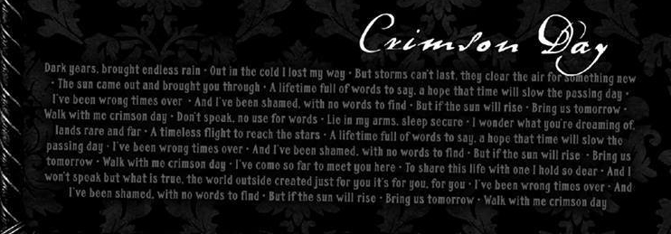 crimson day